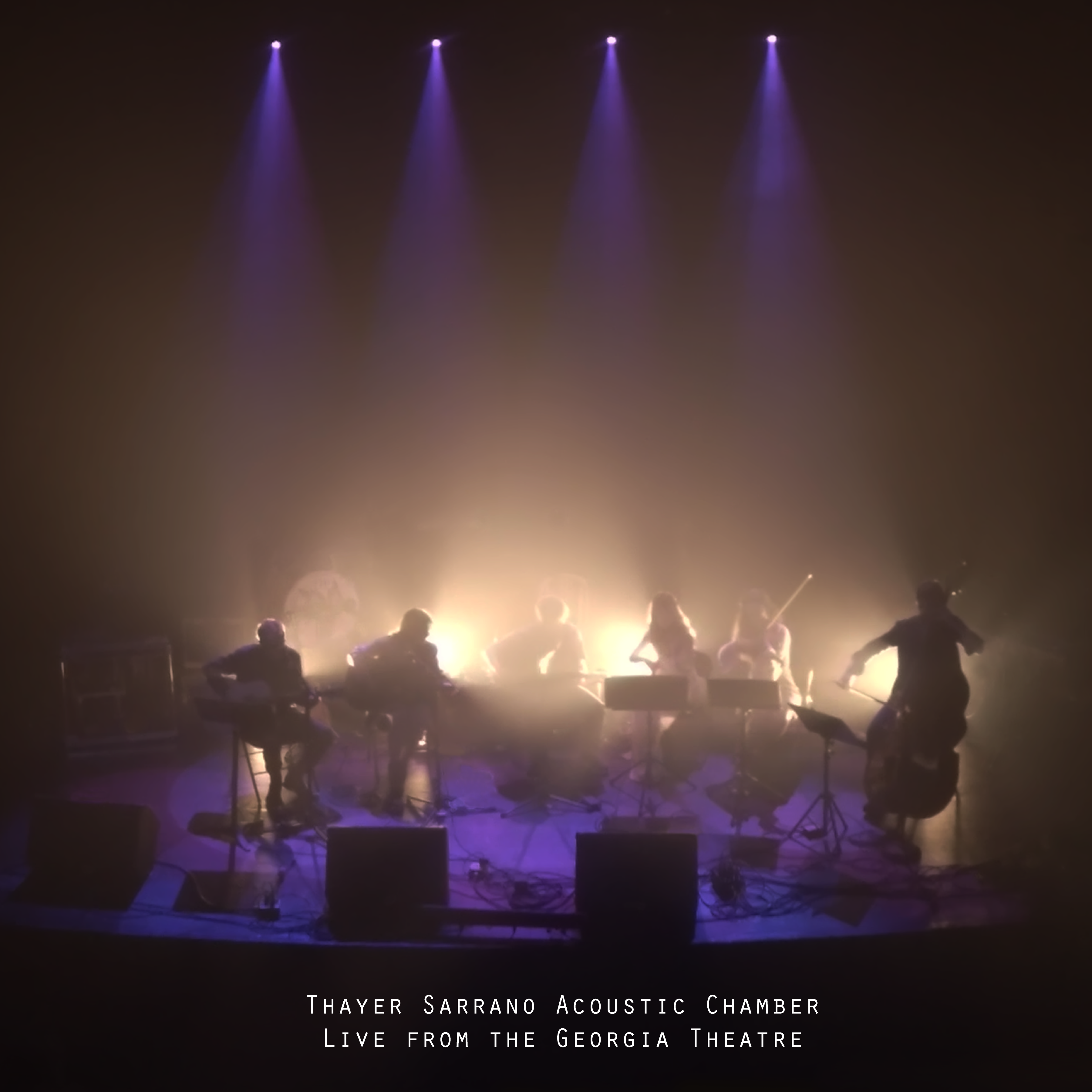 Thayer Sarrano Acoustic Chamber - Live from the Georgia Theatre