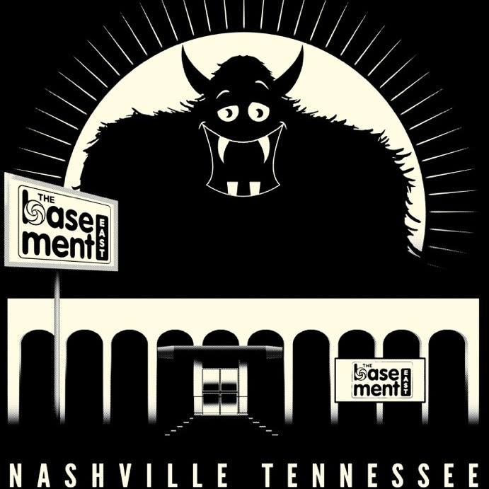 Thayer Sarrano - Lilly Hiatt -- Brandy Zdan - The Basement East (Nashville, TN)