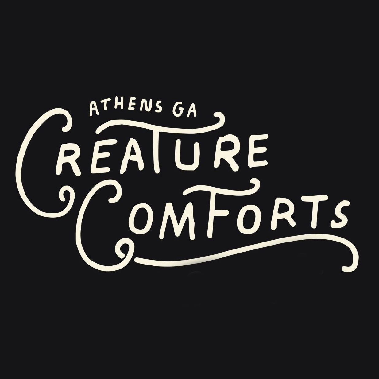 Thayer Sarrano - The Head - Creatre Comforts (Athens, GA)