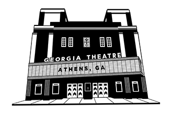Thayer Sarrano - The Georgia Theatre