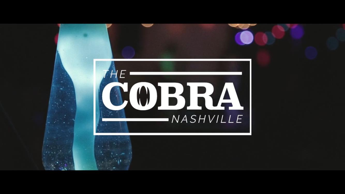 Thayer Sarrano - The Cobra (Nashville, TN)
