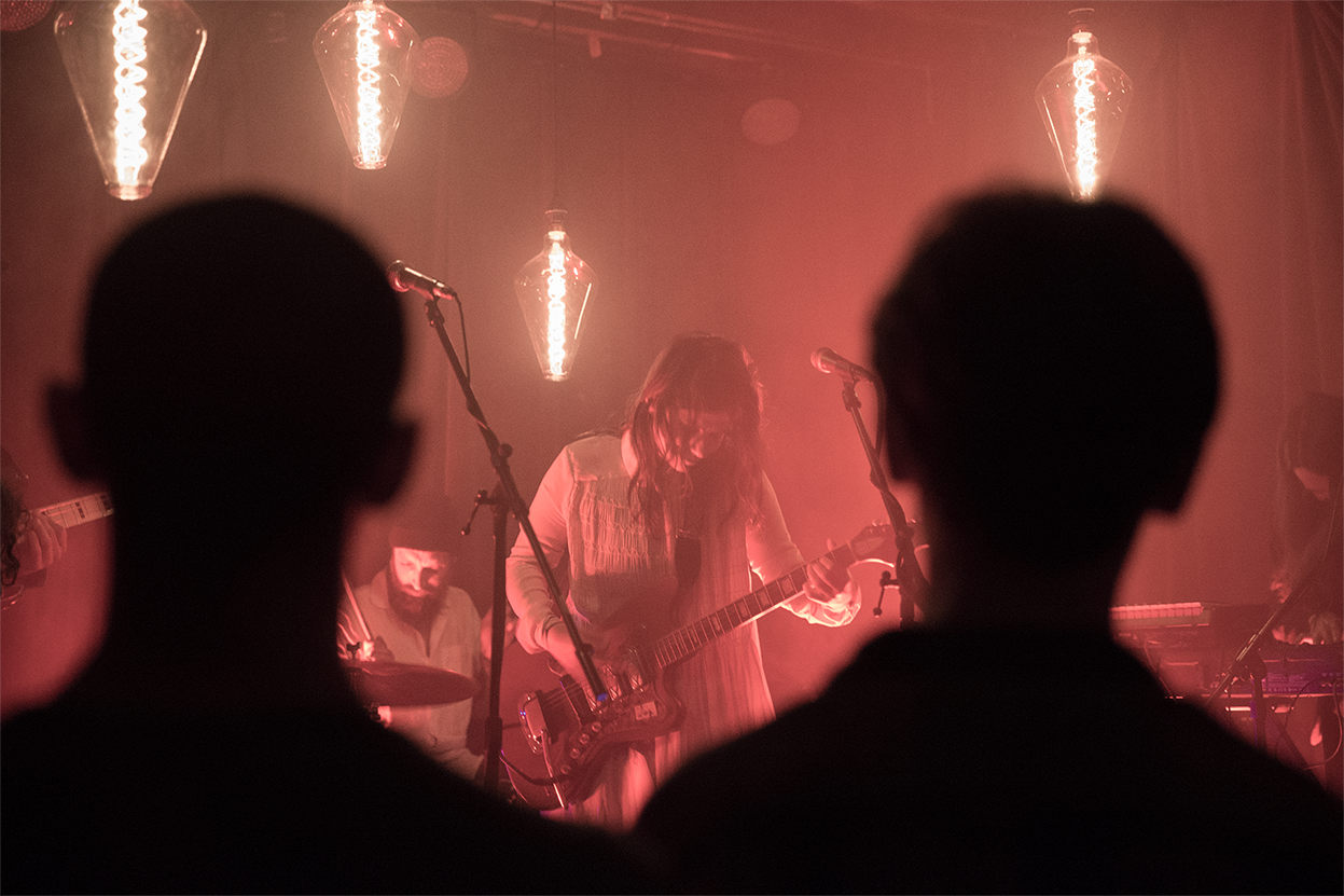 Thayer Sarrano - Wings Alleluia Album Release Show - Caledonia Lounge (Athens, GA)