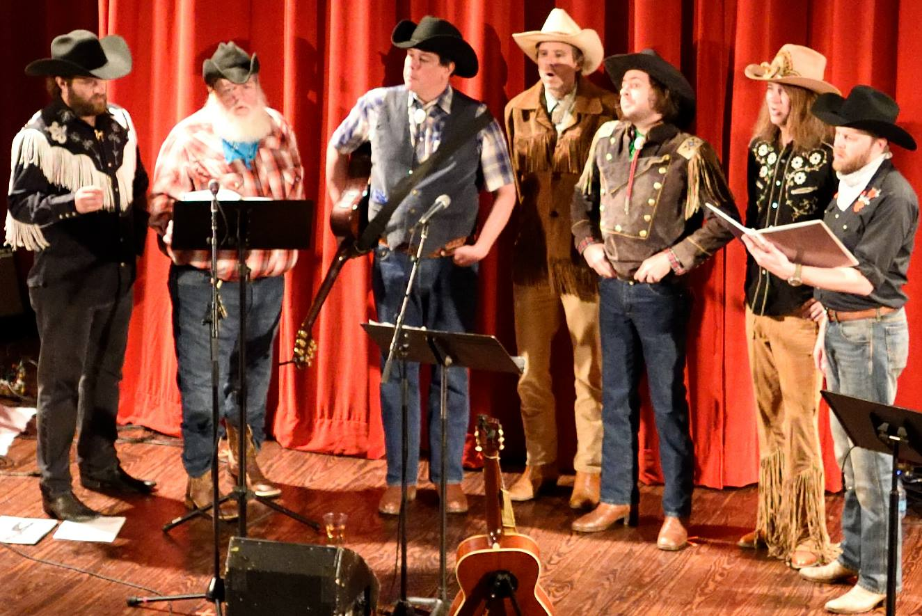 Athens Cowboy Choir - Seney-Stovall